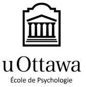 Université d'Ottawa - École de psychologie